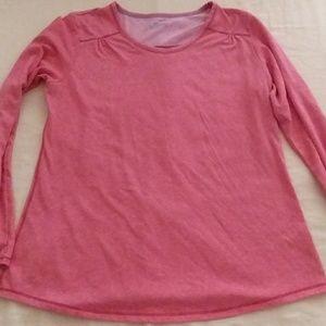 NWOT Columbia Ladies Long Sleeve Workout Shirt